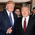 Назарбаев получил письмо от Трампа
