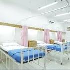 В Алматы занято более половины больничных коек для пациентов с коронавирусом