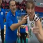 «В Казахстане все продается». Волейболистку дисквалифицировали после фразы в прямом эфире