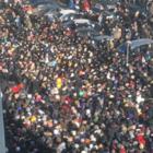 В столице на розыгрыш пришли несколько тысяч человек. Какой штраф заплатят организаторы?
