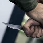 Мужчина пытался напасть с ножом на друга возле кафе днем в Алматы