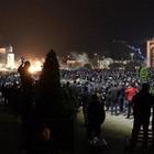 Протестующие в Бишкеке освободили Алмазбека Атамбаева