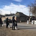 В конфликте в Кордайском районе пострадали 19 полицейских