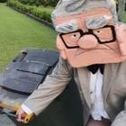 Костюм Бэтмена, тираннозавра и свадебное платье: Австралийцы наряжаются, чтобы вынести мусор