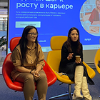 Как прошла встреча Girls in Tech, Business & Science meet-up в Алматы?
