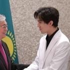 Димаш Кудайберген встретился с президентами Казахстана и Узбекистана