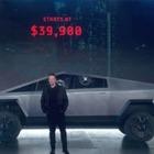 Маск представил новую Tesla — пикап
