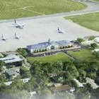 Старое здание аэропорта Алматы перенесут, чтобы построить новый терминал