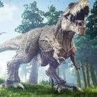 Человек мог бы обогнать прогуливающегося тираннозавра