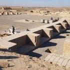 На развалинах исторического городища Отырар возводят современные постройки