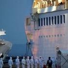 В Японии круизный лайнер поставили на карантин из-за заражения коронавирусом