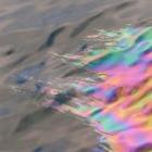 Утечка нефтяных отходов произошла на Каспии