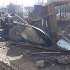 В Алматы многотонный грузовик спровоцировал аварию: Пострадали 3 человека