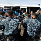 200 задержанных в столице вывезли в Акмолинскую и Карагандинскую области
