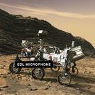 Что слышит марсоход во время полета в космосе?