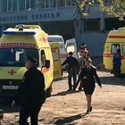 В Керчи произошел взрыв, около 70 пострадавших, есть погибшие