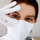 Американский бренд представил антиковидный монокостюм с маской и перчатками