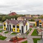 На курорте в Боровом завершили строительство первой очереди комплекса Promenade Burabay