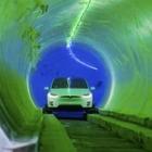 Видео проезда Tesla по туннелю Маска появилось в сети