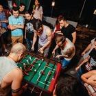В Алматы прошел Чемпионат по настольному футболу