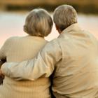 Пара была в браке 60 лет, но не виделась год из-за ковида. Теперь они снова встретились