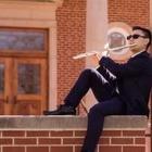 Американский флейтист потерял свой инструмент, но обрел веру в людей