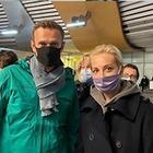 До середины февраля Навальный будет под арестом. По «делу Ив Роше»