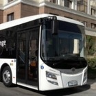 В Астане тестируют электроавтобус