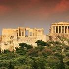 Афинский Акрополь разрушается из-за смены климатических условий