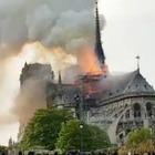 Пожар в Соборе Парижской Богоматери ликвидирован