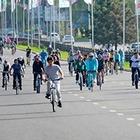 «Тур Алматы – 2018»: схема движения велогонки