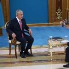 Касым-Жомарт Токаев дал интервью китайскому телеканалу CCTV
