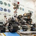 Семиклассник назвал марсоход NASA