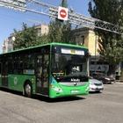 Еще 5 улиц Алматы выделят автобусными линиями