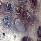 Арыс: Появились кадры со спутника до и после взрывов