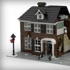 На сайте Lego Ideas можно проголосовать за набор по фильму «Один дома»