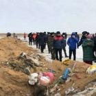 Свиноферма в Актюбинской области закапывала отходы от забитых свиней в траншеи