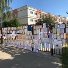 Белорусские выпускники возвращают школам грамоты и дневники
