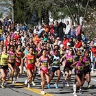 Бостонский марафон отменили впервые за 124-летнюю историю забега