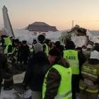 При крушении самолета Bek Air погибли не менее 14 человек