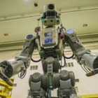 С космодрома Байконур запустили корабль с роботом на борту