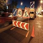 В Алматы пять улиц закрыты на ремонт