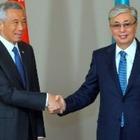 Казахстан и Сингапур будут укреплять торгово-экономическое сотрудничество
