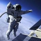 С 20-летием Астаны поздравили российские космонавты