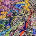 Художник из Великобритании продал самую большую картину в мире