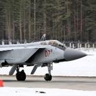 Военный самолет МиГ-31 потерпел крушение возле Караганды