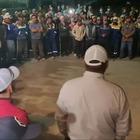 Соледобытчики «Аралтуза» объявили забастовку. Они требуют поднять им зарплату