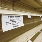 Covidiot: Придумано слово для людей, скупающих все продукты и не соблюдающих карантин