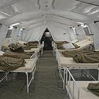 В 30 километрах от Алматы появился полевой госпиталь для борьбы с COVID-19