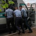 В столице задержали гражданских активистов